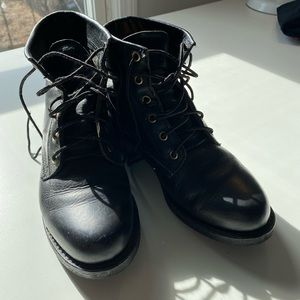 Frye boots 7.5 made in USA